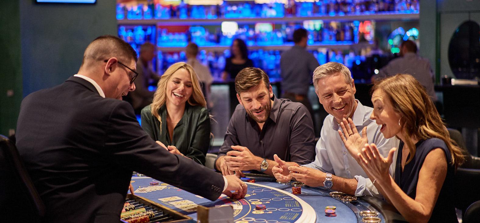 Games at the Casino Bad Ragaz - Casino Bad Ragaz
